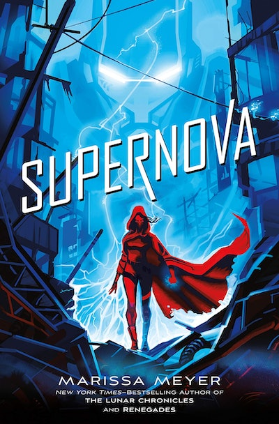 'Supernova' by Marissa Meyer