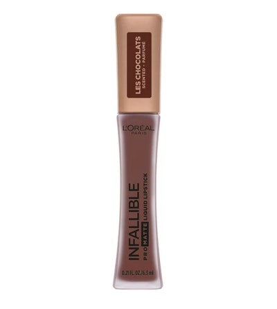 L'Oreal Paris Infallible Pro Matte Les Chocolat Lipstick