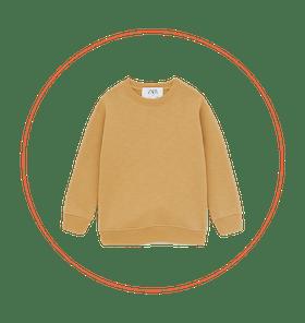 Plain Basic Sweatshirt
