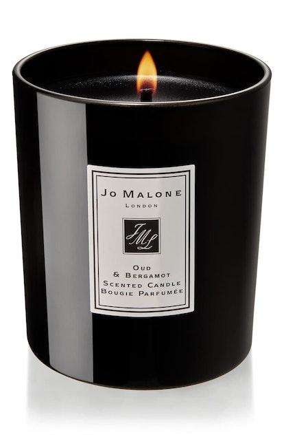Oud & Bergamot Candle