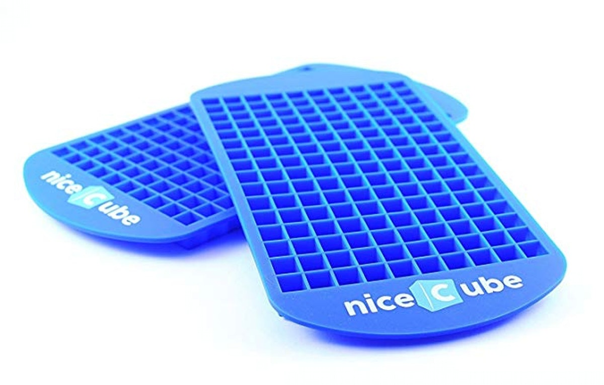 niceCube Mini Ice Cube Trays (2-Pack)
