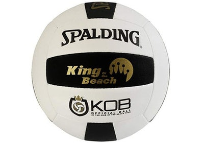 Spalding King of the Beach Official All-Weather Volleyball