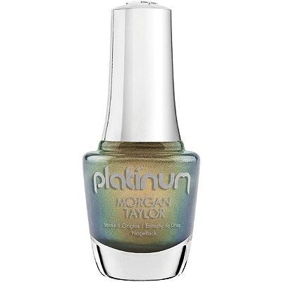 Morgan Taylor  Platinum Illusions Nail Lacquer Collection