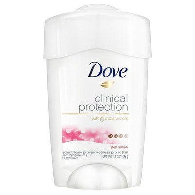 Clinical Protection Clear Tone Antiperspirant Deodorant