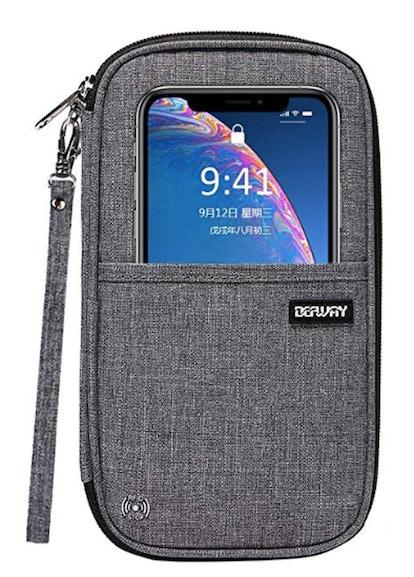 Defway Passport Wallet
