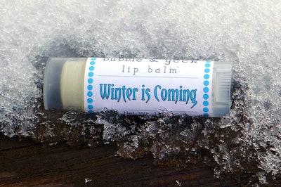 Winter Is Coming Lip Balm