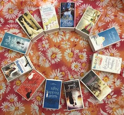 Wedding Book Novels Slide Box Party Favors