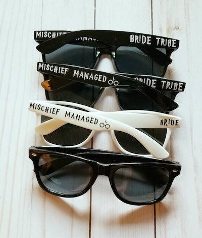 Harry Potter Bachelorette Party Sunglasses