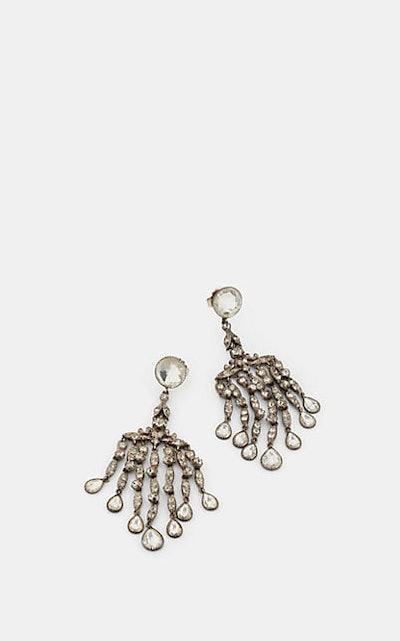 Edwardian Chandelier Earrings