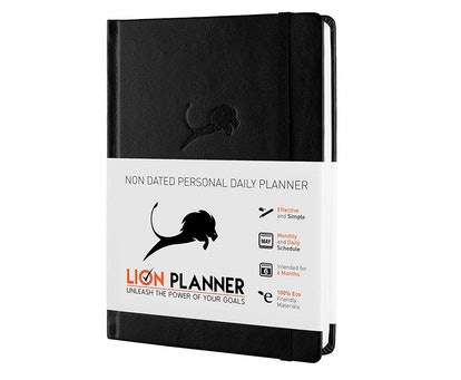 Lion Planner Daily Planner