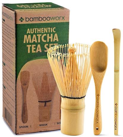 BAMBOOWORX Japanese Tea Set