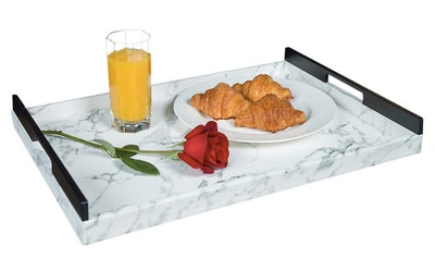 4Queens Marble Serving Tray