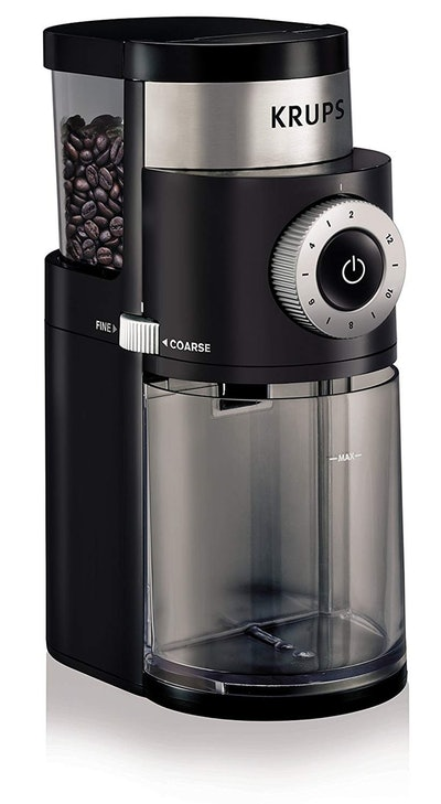 KRUPS Burr Coffee Grinder