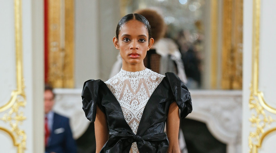 5 Emerging Designers At Couture Week That Will Be The Next Big Thing