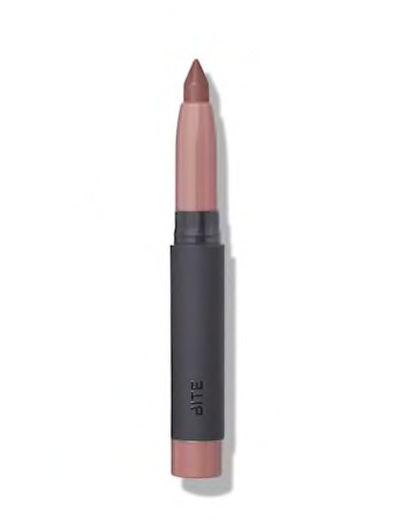 Trial-Size Bite Beauty Matte Crème Lip Crayon In Glacé