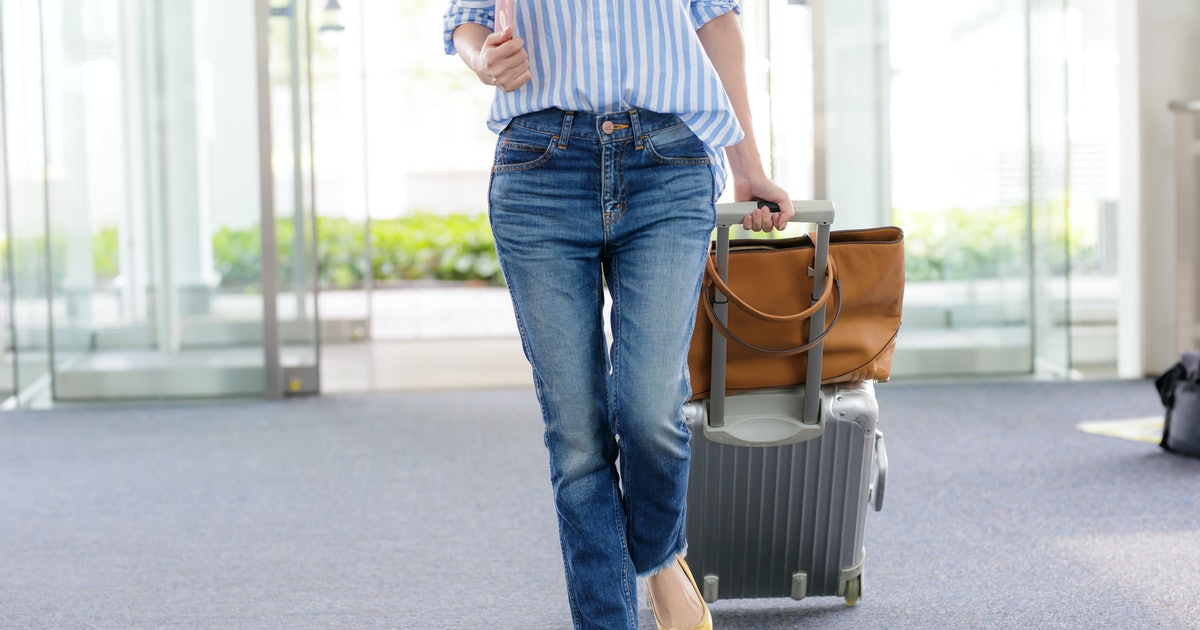 The 15 Best Travel Jeans