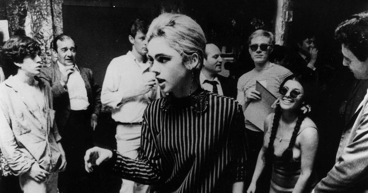 Why Edie Sedgwick's Iconic Style Is The Perfect Night-Out Inspo