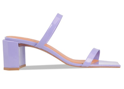 Tanya Lilac Patent Leather