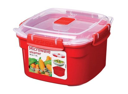 Sistema Microwave Steamer