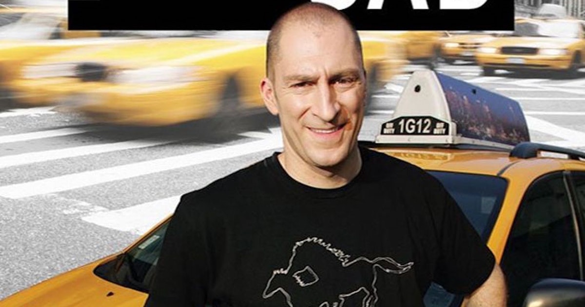 'Cash Cab' Is Returning To TV With Ben Bailey Back In Action