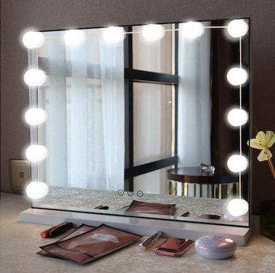 Brightown Hollywood Style Vanity Mirror