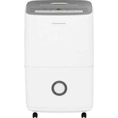 Frigidaire 50-Pint Dehumidifier With Humidity Control