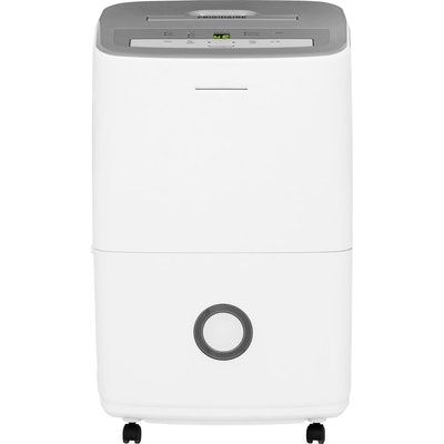 Frigidaire 50-Pint Dehumidifier With Humidity Control