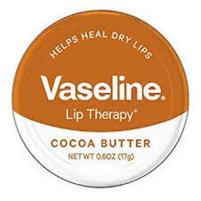 Vaseline Lip Therapy Cocoa Butter Lip Tin
