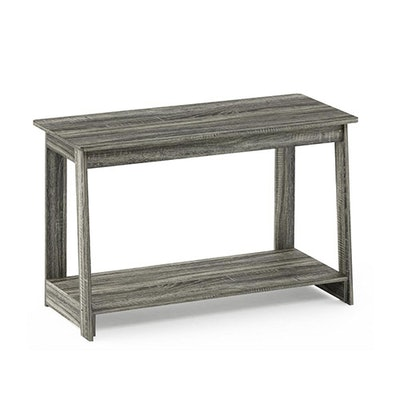French Oak Grey TV Stand