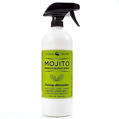 Cold Iron Mojito Wrinkle Releaser Spray