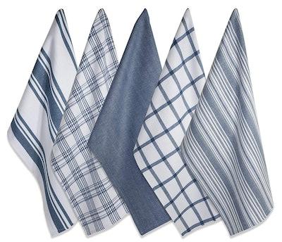 Dll Kitchen Dish Towels (Set of 5)