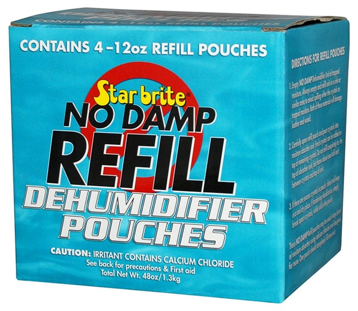 Star Brite No Damp Refill Dehumidifier Pouches