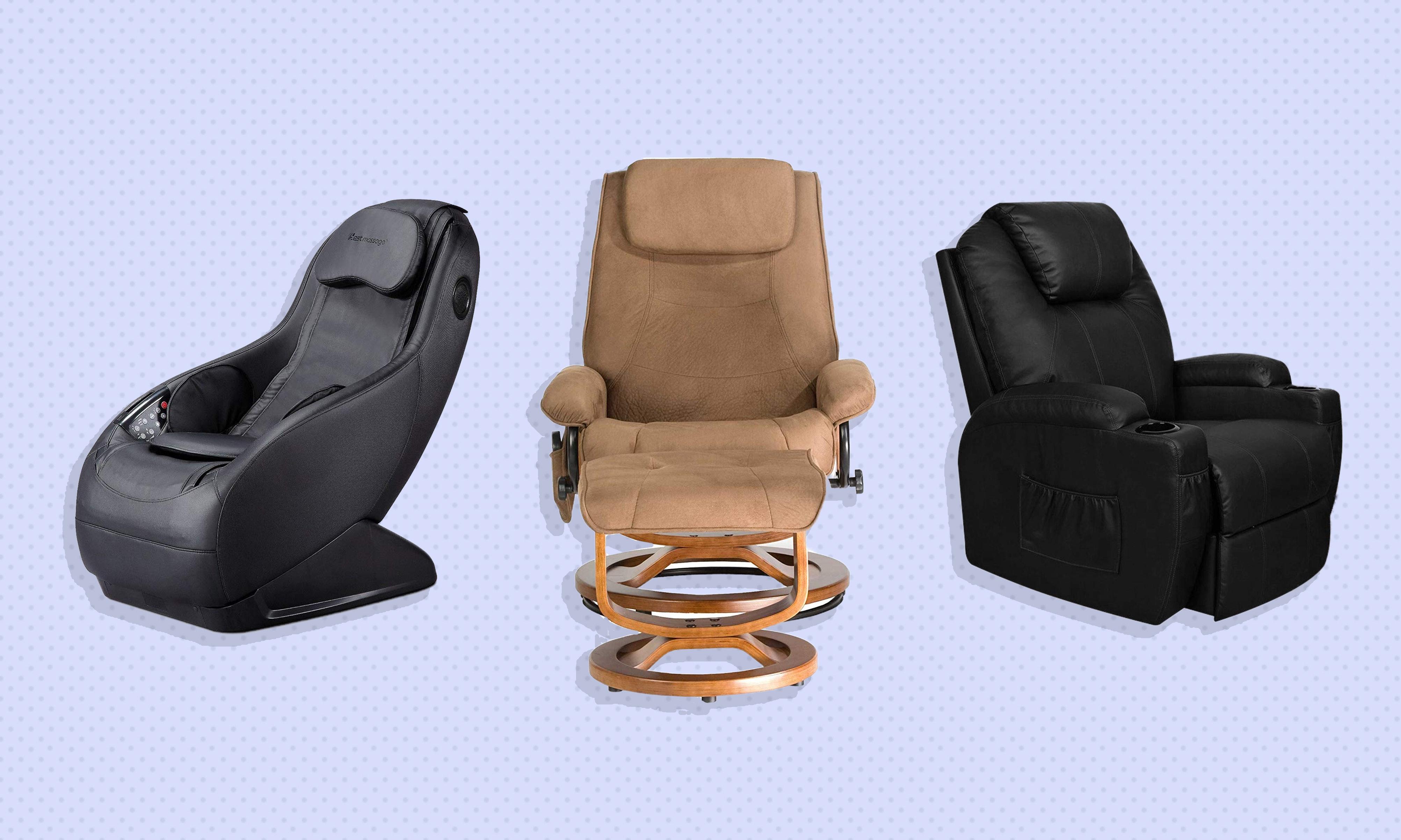 The 4 Best Massage Chairs Under 500
