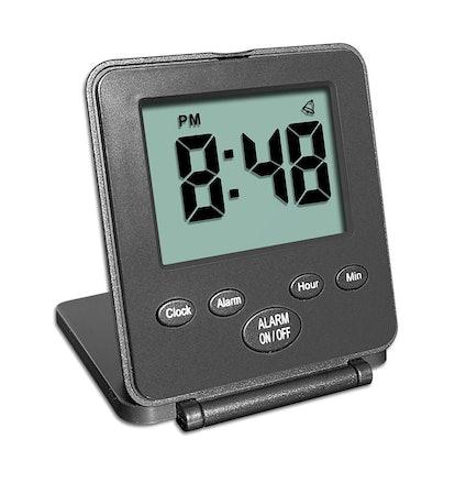 Travelwey Digital Alarm Clock