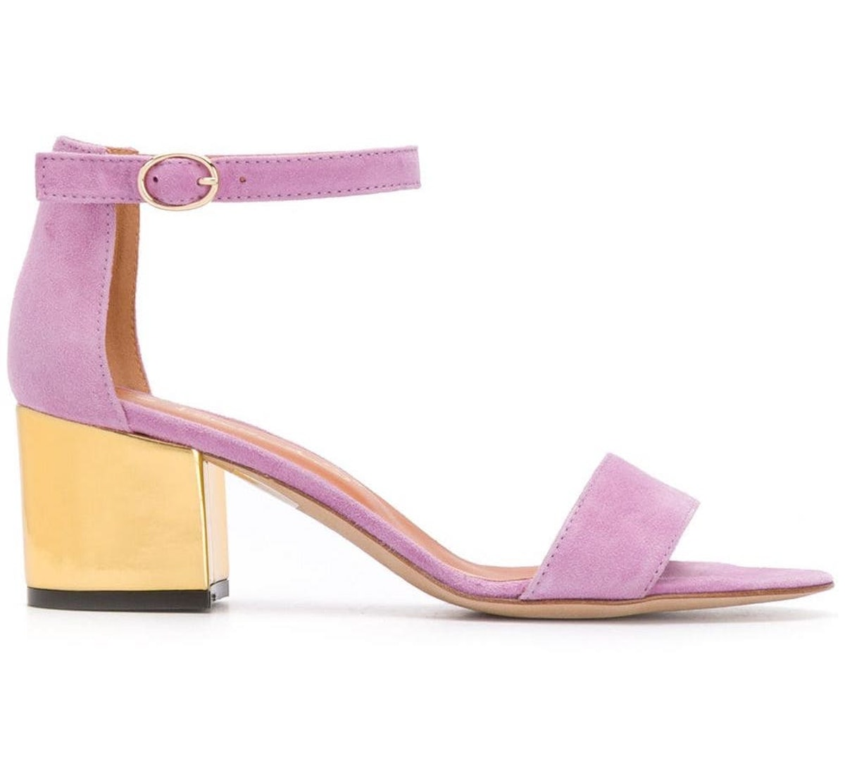 15 Block Heel Sandals