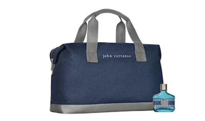 Free John Varvatos Duffel & Fragrance Sample