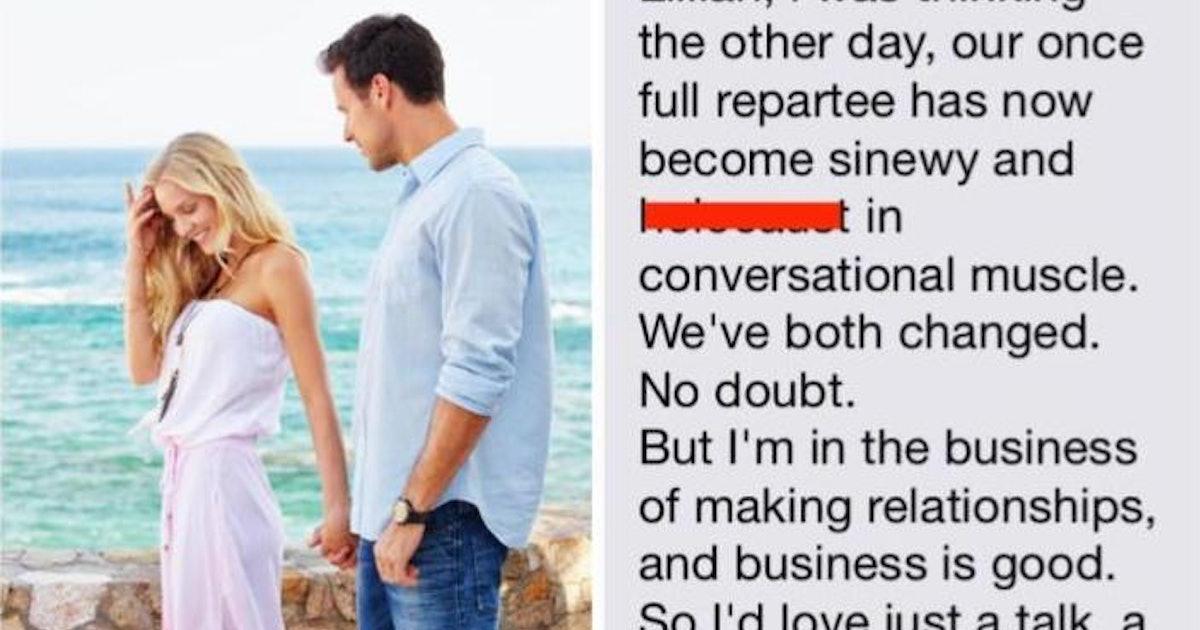 6 Screenshots Of Romantic Texts That'll Make Your Heart Melt