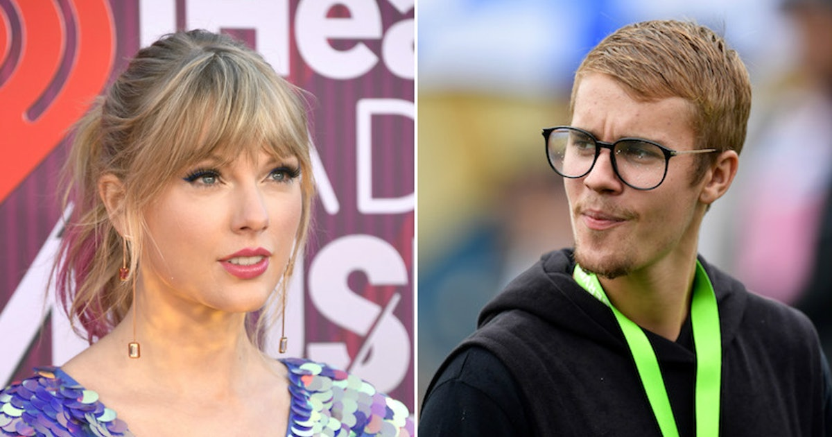 Are Taylor Swift & Justin Bieber Friends? They Don't Have One Thing Every Friendship Needs
