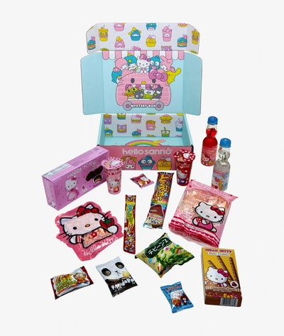 Sanrio Snack Crate