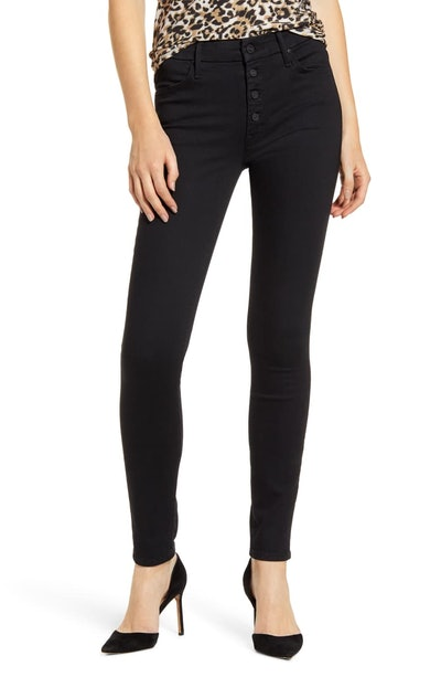 Mother The Ankle Skinny Jeans