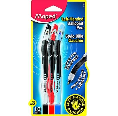 Left Handed Pens (3-Pack)