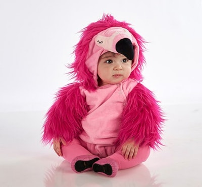 Baby Flamingo Costume