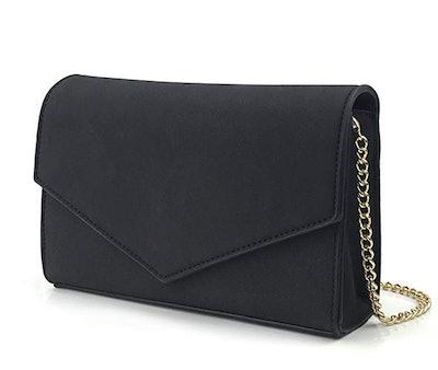 Hoxis Envelope Clutch Chain Shoulder Bag