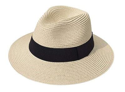 Lanzom Panama Hat