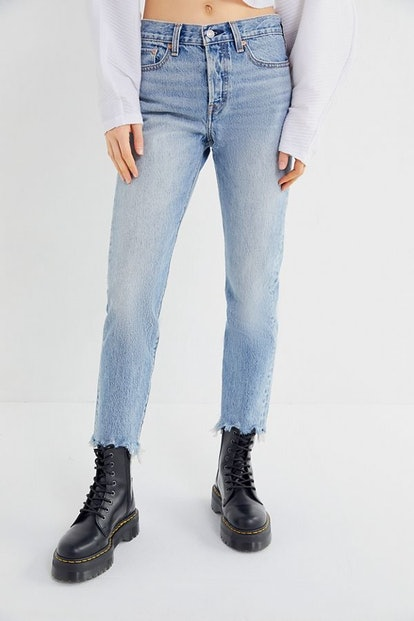 Wedgie High-Rise Jean