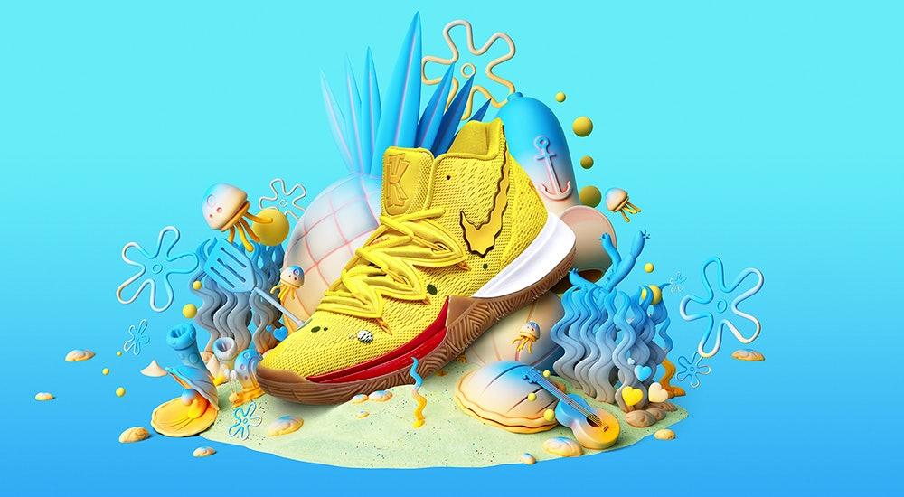 How Much Do The Nike x 'SpongeBob