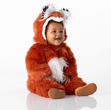 Woodland Baby Fox Costume