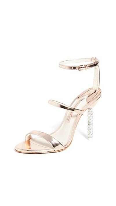 Rosalind Crystal Sandals
