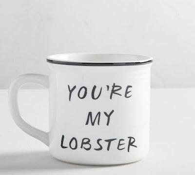 Friends You're My Lobster Mug