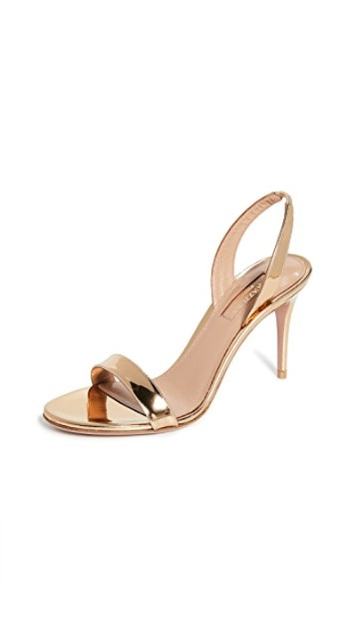 So Nude 85mm Sandals